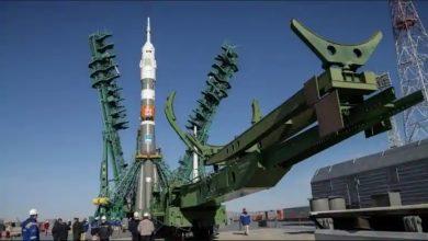 Photo of ยานอวกาศโซยุซของรัสเซียเตรียมการเดินทางของลูกเรือที่เร็วที่สุดไปยังสถานีอวกาศนานาชาติ |  ยานอวกาศนี้จะไปถึงสถานีอวกาศน้อยกว่าเที่ยวบินมอสโก – ลอนดอน
