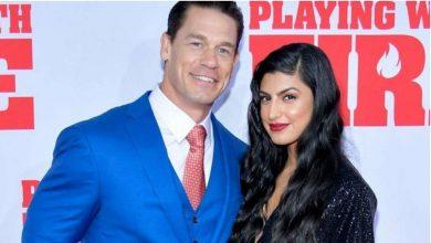 Photo of John Cena WEE แชมป์ดาราฮอลลีวูดแต่งงานกับ Shay Shariatzadeh