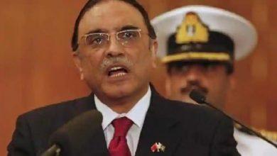 Photo of ปากีสถานออกหมายจับอดีตประธานาธิบดี Asif Ali Zardari หลังประกาศพันธมิตร |  อิมรานข่านเคลื่อนไหวต่อต้านอดีตประธานาธิบดี Asif Ali Zardari หลังการประกาศความเป็นพันธมิตร