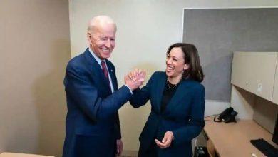 Photo of Biden, Harris ส่งความปรารถนาถึงชาวฮินดู – อเมริกันเนื่องในโอกาส Navratri |  การเลือกตั้งสหรัฐฯปี 2020: Biden แฮร์ริสกล่าวกับชาวฮินดู – อเมริกันเนื่องในโอกาส Navratri