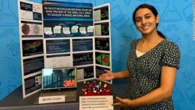 Photo of ลูกครึ่งอินเดีย – อเมริกันวัย 14 ปีค้นพบสิ่งสำคัญในการรักษา COVID ได้เงินรางวัล 25,000 ดอลลาร์ |  ลูกครึ่งอินเดีย – อเมริกันวัย 14 ปีค้นพบสิ่งสำคัญในการรักษาโควิดและได้รับรางวัลมากมาย