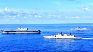 Photo of ออสเตรเลียเข้าร่วมในการฝึกซ้อมทางเรือของ Malabar ซึ่งมีกองทัพเรือของอินเดีย |  ออสเตรเลียจะเข้าร่วม Malabar Exercise ร่วมกับสหรัฐฯและญี่ปุ่น