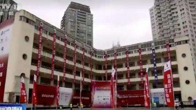 Photo of อาคารประวัติศาสตร์เดินด้วยขาของตัวเองและย้ายไปยังสถานที่แห่งใหม่ในเซี่ยงไฮ้ |  วิดีโอ: โรงเรียนวัย 85 ปีขยับเท้าเป็น 'กะ'