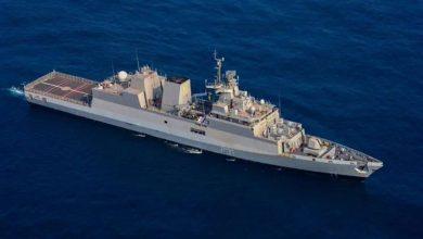 Photo of INS Kavaratti จะเข้าประจำการในกองทัพเรืออินเดีย Vishakhapatnam