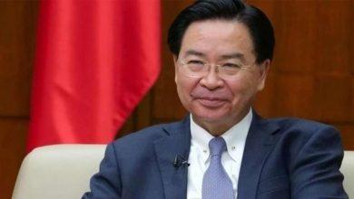 Photo of โจเซฟวูรัฐมนตรีต่างประเทศไต้หวันอ้างว่าต้นกำเนิดของไวรัสโคโรนาคือจีน |  รัฐมนตรีว่าการกระทรวงการต่างประเทศไต้หวันกล่าวว่า – ไวรัสโคโรนามีต้นกำเนิดจากประเทศจีนอย่างไม่ต้องสงสัย