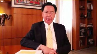 Photo of โจเซฟวูรัฐมนตรีต่างประเทศไต้หวันกล่าวว่าจีนกดดันให้ชาติต่างๆไม่ยอมรับไต้หวันเป็นประเทศ  รัฐมนตรีต่างประเทศของไต้หวันบอกว่าจีนกำลังกลายเป็นภัยคุกคามอย่างไร