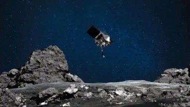 Photo of NASA เผยแพร่ภาพใหม่ของดาวเคราะห์น้อย Bennu ชุดตัวอย่างบนดาวเคราะห์น้อยหลังการลงจอดในประวัติศาสตร์ |  NASA ปล่อยภาพใหม่ของดาวเคราะห์น้อย Bennu ม่านจะโผล่ออกมาจากความลึกลับมากมาย