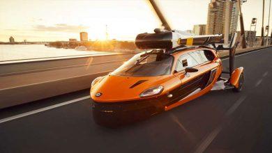 Photo of PAL-V Liberty เป็นรถยนต์ที่บินได้คันแรกของโลก |  วิดีโอ: รถบินต่ำได้รับการอนุมัติให้วิ่ง  ดูเหมือนรถซุปเปอร์คาร์