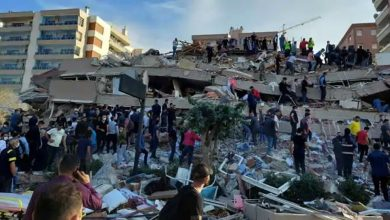 Photo of เตือนภัยสึนามิเมื่อแผ่นดินไหวถล่มตุรกีและกรีซ |  การแจ้งเตือนสึนามิภัยคุกคามสองครั้งเกิดขึ้นเหนือตุรกีและกรีซหลังจากเกิดแผ่นดินไหวรุนแรง