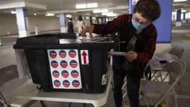 Photo of วันเลือกตั้งสหรัฐฯปี 2020: เอฟบีไอและความมั่นคงแห่งมาตุภูมิเผยชาวอิหร่านอยู่เบื้องหลังแฮ็กข้อมูลการเลือกตั้งของผู้มีสิทธิเลือกตั้งในสหรัฐฯ  การเลือกตั้งของสหรัฐฯปี 2020: แฮ็กเกอร์ชาวอิหร่านละเมิดข้อมูลของผู้มีสิทธิเลือกตั้งก่อนการเลือกตั้ง