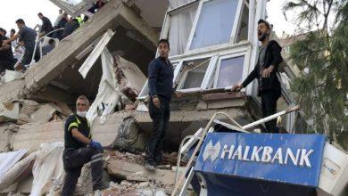 Photo of จำนวนผู้เสียชีวิตเนื่องจากแผ่นดินไหวในตุรกีกรีซเพิ่มขึ้น 27 ราย