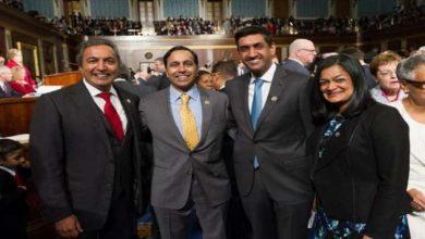 Photo of ส. ส. พรรคเดโมแครต 4 คนจากอินเดียได้รับเลือกใหม่ |  การเลือกตั้งประธานาธิบดีสหรัฐฯปี 2020: เลือกตั้ง ส.ส. พรรคเดโมแครตชาวอินเดีย 4 คน