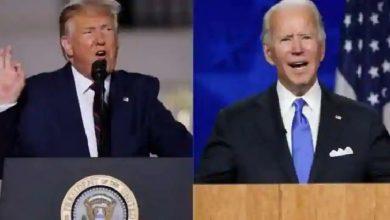 Photo of ตามแนวโน้มสถานการณ์ของทรัมป์ในสมรภูมิรบและการเปรียบเทียบจากการเลือกตั้งประธานาธิบดีสหรัฐปี 2559 |  ทรัมป์ได้รับตำแหน่งประธานาธิบดีในปี 2559 ด้วยการชนะรัฐเหล่านี้ซึ่งคราวนี้สถานการณ์เป็นเช่นนี้
