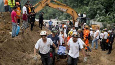 Photo of มีผู้เสียชีวิต 37 คนในดินถล่มที่เกิดจากพายุไซโคลนอิตา: ประธานาธิบดีกัวเตมาลา