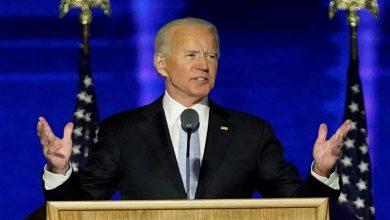 Photo of เลือกตั้งสหรัฐฯปี 2563 ประธานเลือกโจไบเดนและรองประธานกมลาแฮร์ริสที่อยู่กับประเทศชาติ |  หลังจากชัยชนะ Biden กล่าวว่า 'นี่คือชัยชนะของประชาชนในอเมริกา' ได้ให้คำมั่นสัญญาที่ยิ่งใหญ่นี้