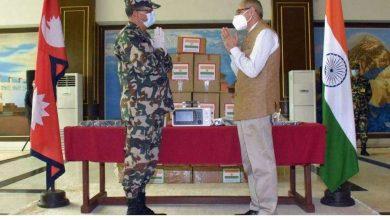 Photo of อินเดียส่งมอบเครื่องช่วยหายใจอีก 28 เครื่องให้เนปาลในช่วงวิกฤตโคโรนา |  เนปาลเดือดร้อนใช้งานไม่ได้จีนอินเดียส่งเครื่องช่วยหายใจ 28 เครื่องครั้งนี้