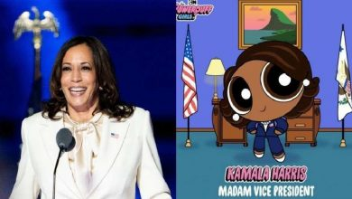 Photo of Cartoon Network สร้างเวอร์ชันใหม่บนรองประธานาธิบดีกมลาแฮร์ริส |  Cartoon Network สร้าง 'Powerpuff Girls' เวอร์ชันใหม่ที่ได้รับแรงบันดาลใจจากกมลาแฮร์ริสโพสต์กลายเป็นไวรัล