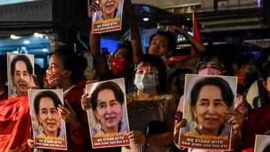 Photo of พรรคของอองซานได้รับเสียงข้างมากในการเลือกตั้งทั่วไปข่าวภาษาฮินดีโลก