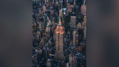 Photo of New Yorks Iconic ตึกเอ็มไพร์สเตทสว่างออเรนจ์ในวันดิวาลี 2020 |  อเมริกา: มุมมองที่น่าตื่นตาตื่นใจของ Diwali ไฟส่องสว่างตึก Empire State