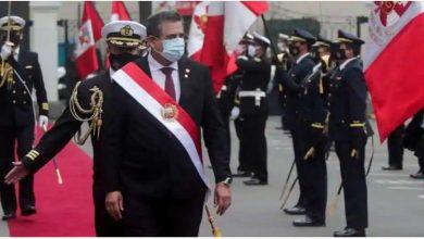 Photo of มานูเอลเมอริโนประธานาธิบดีชั่วคราวของเปรูลาออก  ประธานาธิบดีชั่วคราวลาออกท่ามกลางความวุ่นวายในเปรูนี่คือเหตุผล