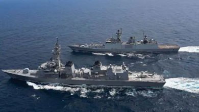 Photo of Navies of India, US, Japan, Australia จะเริ่มใช้ Malabar Exercise ระยะที่ 2 ตั้งแต่วันนี้ |  จีนจะได้เห็นพลังของสี่ประเทศนี้อีกครั้งรวมทั้งอินเดียจะบินหนีไป