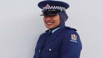 Photo of ตำรวจนิวซีแลนด์นำฮิญาบมาสวมในเครื่องแบบทางการ |  ตำรวจนิวซีแลนด์นำฮิญาบเข้าเครื่องแบบอย่างเป็นทางการเป็นครั้งแรก