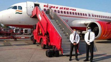 Photo of ฮ่องกงสั่งห้ามเที่ยวบินของแอร์อินเดีย  ข่าวภาษาฮินดีโลก