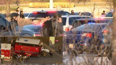 Photo of ผู้บาดเจ็บ 8 คนจากเหตุกราดยิงในห้างสรรพสินค้าวิสคอนซินสหรัฐฯผู้ต้องสงสัยรายใหญ่ |  สหรัฐยิงที่ห้างสรรพสินค้าวิสคอนซินมีผู้บาดเจ็บหลายคนห้างสรรพสินค้าวงล้อมตำรวจ