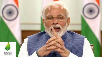 Photo of อินเดียเกินเป้าหมายสภาพภูมิอากาศของปารีสกล่าวว่า PM Modi ในงาน G20 Climate |  ข้อตกลง PM Modi-Paris บรรลุเป้าหมาย G20 มีเพียง LED เท่านั้นที่หยุดการปล่อย CO2 ได้หลายล้านตัน