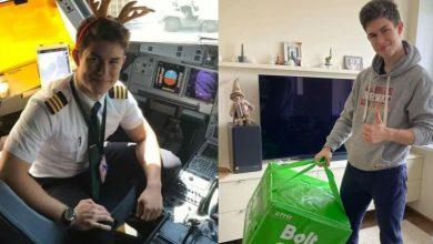 Photo of นักบินรัสเซียส่งอาหารเนื่องจากการแพร่ระบาดของไวรัสโคโรนาแพร่ระบาด