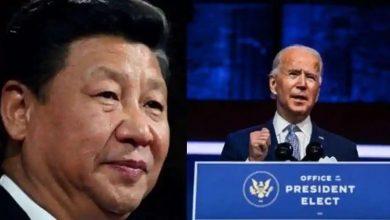 Photo of สีจิ้งผิงประธานาธิบดีจีนปิดปากเงียบเมื่อโจไบเดนส์ชนะการเลือกตั้งขั้นต้นสหรัฐฯ |  ในที่สุดสีจิ้นผิงก็หยุดความเงียบในชัยชนะของโจไบเดนกล่าว