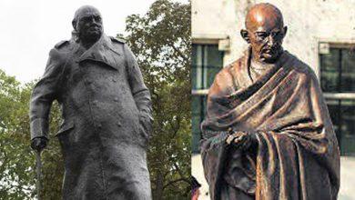 Photo of รูปปั้นของคานธีและวินสตันเชอร์ชิลอาจถูกทำลายในสหราชอาณาจักร |  รูปปั้นของ Gandhiji และ Winston Churchill อาจถูกทิ้งในสหราชอาณาจักรนี่คือเหตุผล