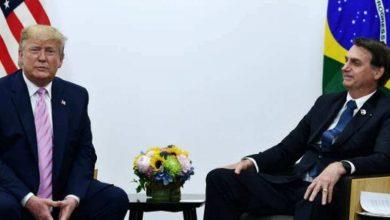 Photo of Jair Bolsonaro ประธานาธิบดีบราซิลสนับสนุนโดนัลด์ทรัมป์กล่าวว่ามีการฉ้อโกงในการเลือกตั้งสหรัฐฯ |  โดนัลด์ทรัมป์ได้รับการสนับสนุนจากประเทศนี้ในเรื่องการฉ้อโกงในการเลือกตั้งประธานาธิบดี Bolsonaro กล่าวเช่นนี้