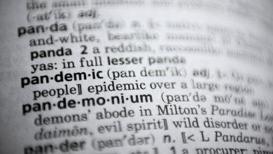 Photo of Dictionary.com ประกาศให้คำว่า 'Pandemic' เป็นคำแห่งปี 2020 ข่าวภาษาฮินดีโลก