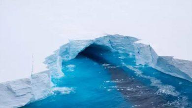 Photo of ภูเขาน้ำแข็ง 1 ล้านล้านตันที่มุ่งหน้าไปยังเกาะอังกฤษจะถูกทำลายหากชนกัน  ภูเขาน้ำแข็ง 1 ล้านล้านตันที่มุ่งหน้าไปยังเกาะอังกฤษจะถูกทำลายหากชนกัน