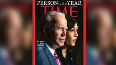Photo of บุคคลแห่งปีของนิตยสารไทม์ปี 2020 โจไบเดนและกมลาแฮร์ริส