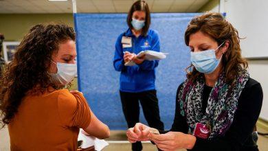 Photo of Coronavirus ทำสถิติผู้ติดเชื้อโควิดสูงสุด 19 รายในหนึ่งวันในสหรัฐฯ |  สถิติผู้ติดเชื้อโคโรนาไวรัสส่วนใหญ่เกิดขึ้นในสหรัฐอเมริกาใน 1 วันการเตรียมพร้อมสำหรับการส่งวัคซีนเพิ่มขึ้น
