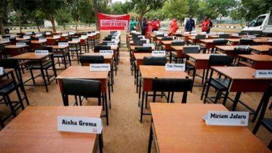 Photo of โบโกฮารัมอ้างว่าลักพาตัวนักเรียนชาวไนจีเรียหลายร้อยคน |  โบโกฮารัมลักพาตัวเด็ก 350 คนไปโรงเรียนบอกการศึกษาแบบตะวันตกขัดต่อหลักการของศาสนาอิสลาม