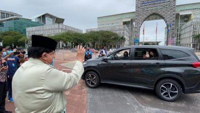 Photo of มาเลเซีย: คู่รักถือ 10,000 คนขับรถผ่านงานแต่งงาน |  มาเลเซีย: อนุญาตให้คน 20 คนแต่งงาน 10,000 คน แต่ยังไม่มีกฎที่ผิด