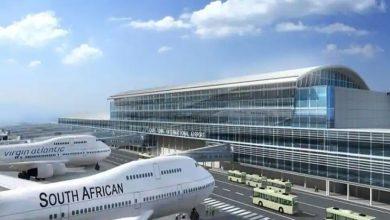 Photo of ท่ามกลางความกังวลเกี่ยวกับโคโรนาไวรัสสายพันธุ์ใหม่ 5 ประเทศห้ามเที่ยวบินจากแอฟริกาใต้ |  5 ประเทศเหล่านี้สั่งห้ามเที่ยวบินไปแอฟริกาใต้หลังจากได้รับเชื้อโคโรนาสายพันธุ์ใหม่