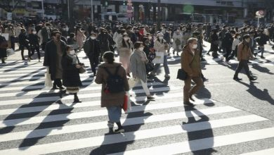 Photo of ญี่ปุ่นสั่งห้ามชาวต่างชาติเข้ามาใหม่ตั้งแต่วันที่ 28 ธันวาคมหลังตรวจพบโคโรนาไวรัสสายพันธุ์ใหม่ |  Corona New Strain: การเข้ามาของพลเมืองของประเทศอื่นจะไม่ถูกจัดขึ้นในญี่ปุ่นตั้งแต่วันที่ 28 ธันวาคมโดยถูกห้าม
