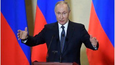 Photo of วลาดิเมียร์ปูตินกล่าวว่ารัสเซียอินเดียจะยังคงกระชับความสัมพันธ์ทวิภาคี |  วลาดิเมียร์ปูตินกล่าวว่า: 'จีนจะยังคงทำงานเพื่อกระชับความสัมพันธ์'