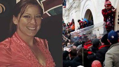 Photo of การโจมตีของรัฐสภาสหรัฐฯโดนัลด์ทรัมป์ผู้สนับสนุน Ashli Babbit ถูกยิงเสียชีวิต |  ผู้สนับสนุนหญิงคนหนึ่งของทรัมป์ที่เสียชีวิตจากความรุนแรงของแคปิตอลฮิลล์ทวีตก่อนเสียชีวิต