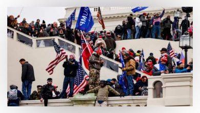 Photo of มีเหตุการณ์รุนแรงเกิดขึ้นมาก่อนในประวัติศาสตร์ของอาคารรัฐสภาอเมริกา |  เหตุการณ์รุนแรงที่เกิดขึ้นก่อนหน้านี้ในประวัติศาสตร์ของอาคารรัฐสภา 220 ปีวุฒิสมาชิกผู้เห็นเหตุการณ์ได้รับการช่วยชีวิตขณะเสียชีวิต