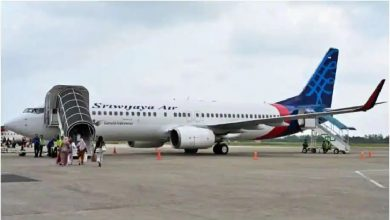Photo of โบอิ้ง 737 ของ Sriwijaya Air หายไปหลังขึ้นบินจากจาการ์ตาเพราะกลัวอุบัติเหตุ |  โบอิ้ง 737 ของ Shreevijay Air หายไปหลังขึ้นบินจากจาการ์ตาเพราะกลัวอุบัติเหตุ