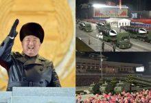 Photo of คิมจองอึนผู้นำเกาหลีเหนือเผยเรือดำน้ำยิงขีปนาวุธรุ่นใหม่ |  คิมจองอึนแสดงพลังให้โลกเห็นขีปนาวุธลูกใหม่ที่อันตรายมากที่เห็นในสวนสนามทางทหาร