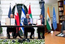Photo of อัปเดตล่าสุด unsc อินเดียยินดีต้อนรับ Abraham accords ยกย่องบทบาทของลีกอาหรับ |  อับราฮัมร่วมมือระหว่างอิสราเอลยูเออีและบาห์เรนอินเดียยกย่องที่ UNSC