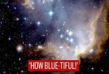 Photo of nasa แชร์รูปกระจุกดาราหนุ่มอายุ 5 ล้าน |  NASA แบ่งปันภาพถ่ายของ Young Star Cluster อายุ 5 ล้านปีโดยเขียนว่า – 'How blue-tiful!'