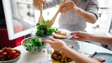 Photo of การกินเจมีประโยชน์ต่อความเสี่ยงมะเร็งต่ำเพื่อชีวิตทางเพศที่ดีขึ้นเลิกไม่ใช่ผัก |  เลิกกินมังสวิรัติ: อาหารมังสวิรัติมีประโยชน์ต่อสุขภาพป้องกันโรคเหล่านี้ได้