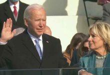 Photo of อัปเดตสดวันเข้ารับตำแหน่งของสหรัฐฯ: ประธานาธิบดีโจไบเดนและพิธีสาบานกมลาแฮร์ริส |  LIVE: โจไบเดนสาบานตนเป็นประธานาธิบดีที่เก่าแก่ที่สุดของอเมริกา